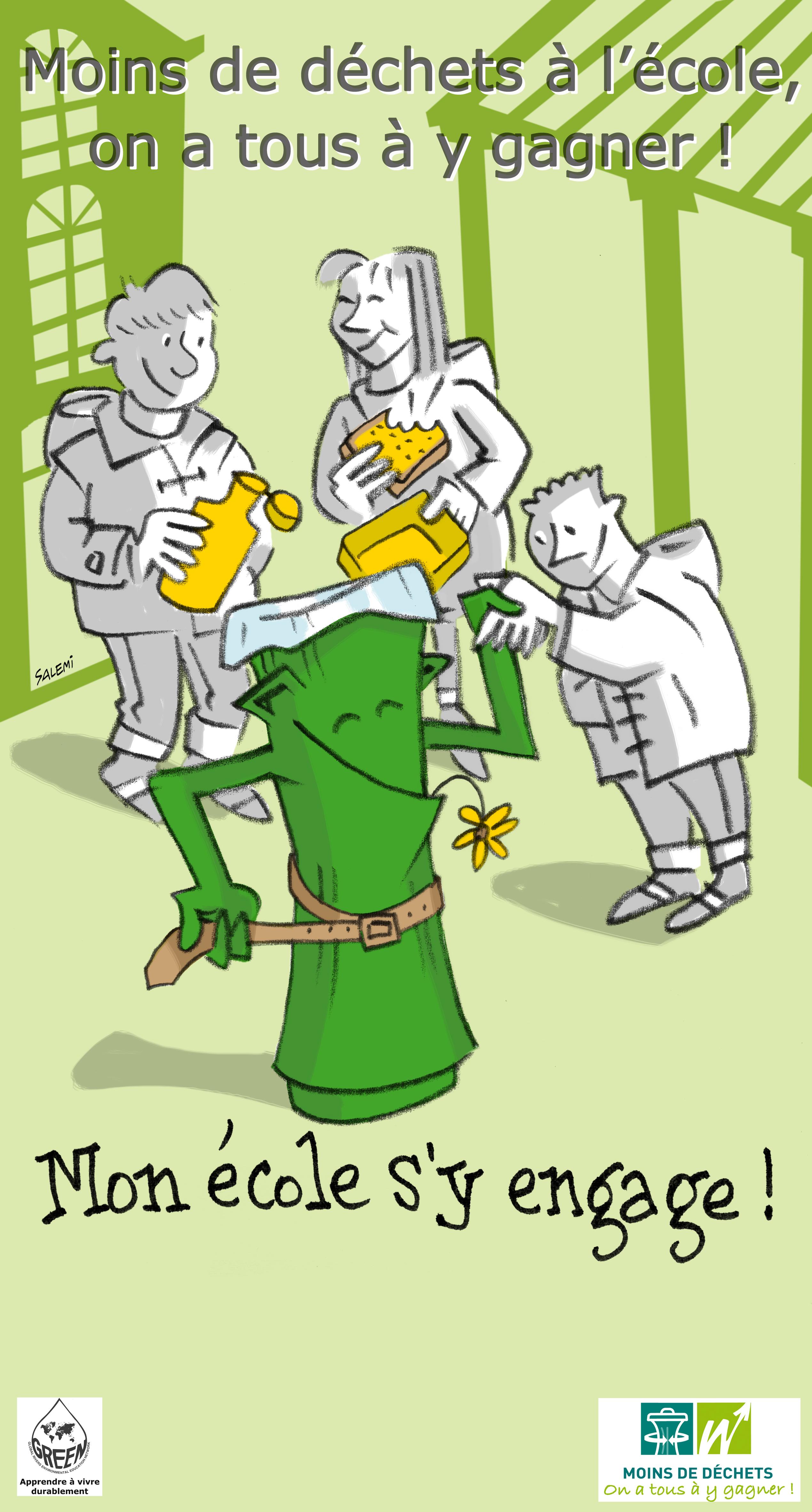Favorit Déchets, tri, recyclage - La Case XR75